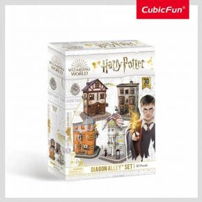 DS1009h Harry Potter Diagon Alley (4 in 1)