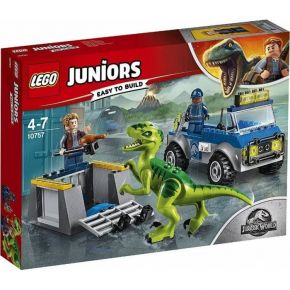 LEGO (10757) Juniors Raptor Rescue Truck