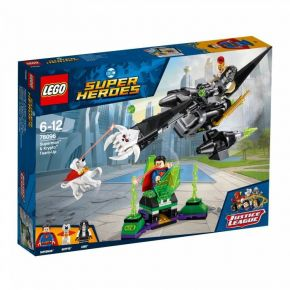 LEGO (76096) Super Heroes Superman & Krypto Team-Up