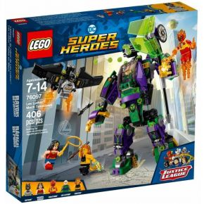 LEGO (76097) Super Heroes Lex Luthor Mech Takedown