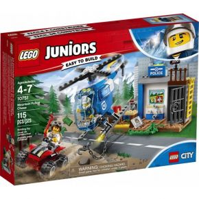 LEGO City (10751) Juniors Mountain Police Chase