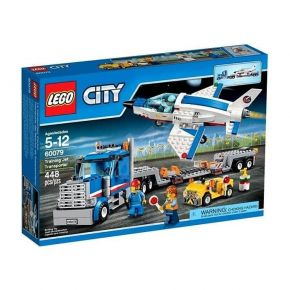 LEGO City (60079) Training Jet Transporter