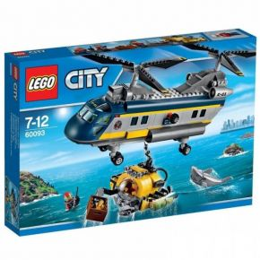 LEGO City (60093) Deep Sea Helicopter
