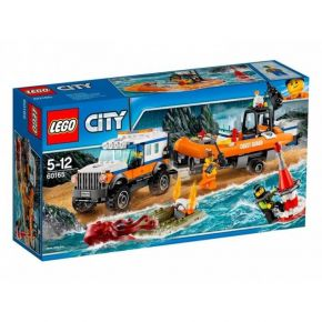 LEGO CITY (60165) 4x4 Response Unit