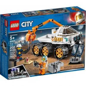 LEGO City Space (60225) Rover Testing Drive