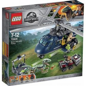 LEGO Jurassic World (75928) Blue's Helicopter Pursuit