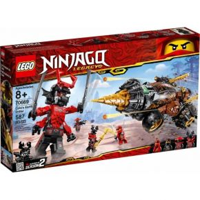 LEGO Ninjago (70669) Cole's Earth Driller