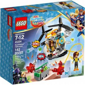 LEGO Super Hero Girls (41234) Bumblebee Helicopter