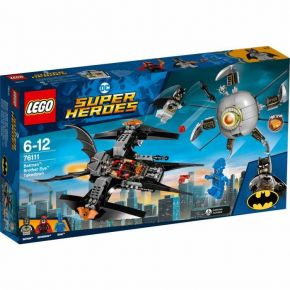 LEGO Super Heroes (76111) Batman-Brother Eye Takedown