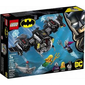 LEGO Super Heroes (76116) Batman Batsub and the Underwater Clash
