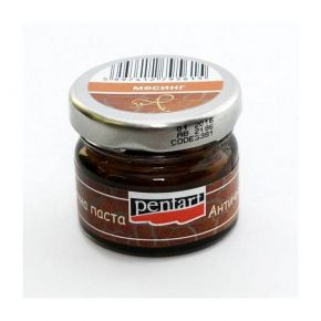 Pentart Antique Paste 20ml Brass