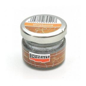 Pentart Antique Paste 20ml Silver