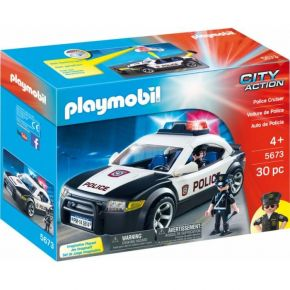 PLAYMOBIL City Action (5673) Police Car