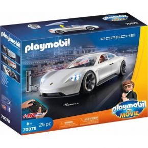 PLAYMOBIL The Movie (70078) Ο Ρεξ Ντάσερ με την Porsche Mission E