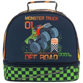 Polo Τσαντάκι Φαγητού Kids Fun Monster Truck