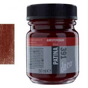 Talens Amsterdam Patina Antique 50ml 391-Red