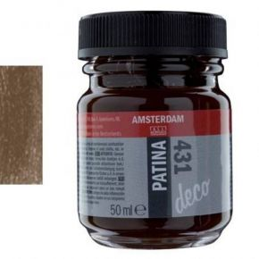 Talens Amsterdam Patina Antique 50ml 431-Brown