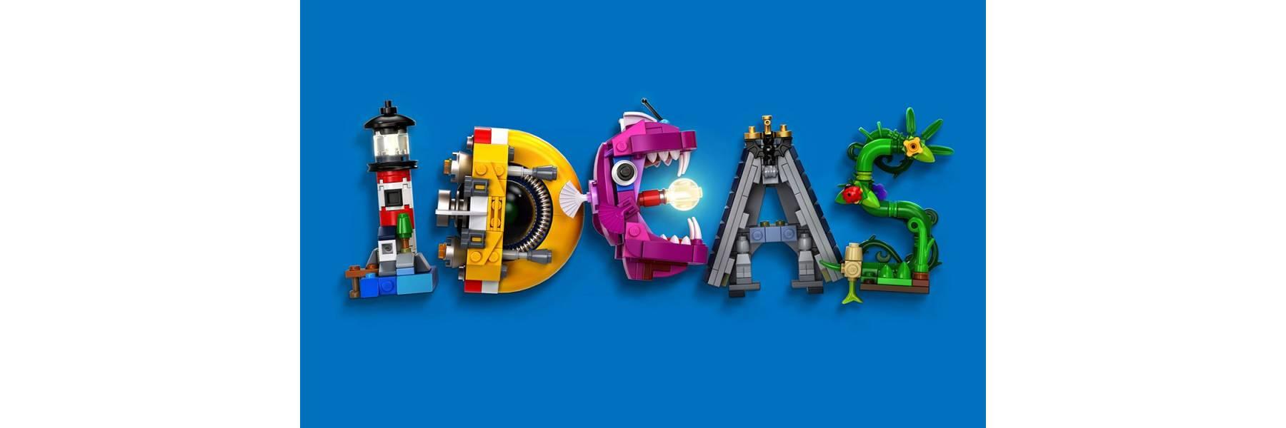 LEGO , δημιούργησε και εσύ!!Βάλε φαντασία και φτίαξε την δική σου πόλη!!