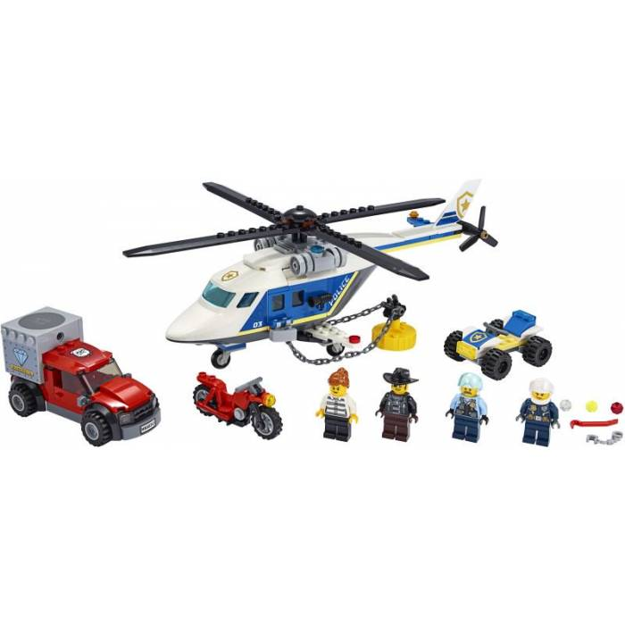 LEGO (60174)City Mountain Police Headquarters